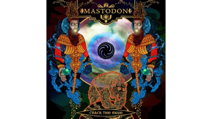 Mastodon: &lt;em&gt;Crack The Skye &lt;/em&gt;