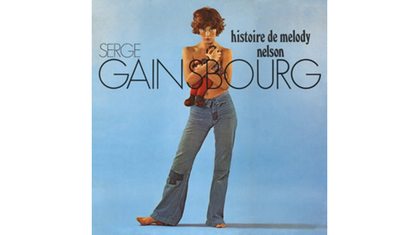 Serge Gainsbourg: &lt;em&gt;Histoire de Melody Nelson&lt;/em&gt;
