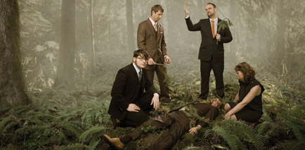 The Decemberists: Dorks of Hazard