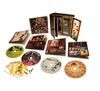 Jane's Addiction: <em>A Cabinet of Curiosities</em>