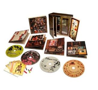 Jane's Addiction: <em>A Cabinet of Curiosities</em>