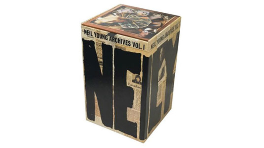 Neil Young: <em>Archives Vol. 1 (1963-1972)</em>