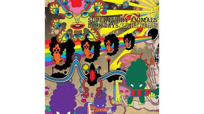Super Furry Animals: &lt;em&gt;Dark Days/Light Years&lt;/em&gt;