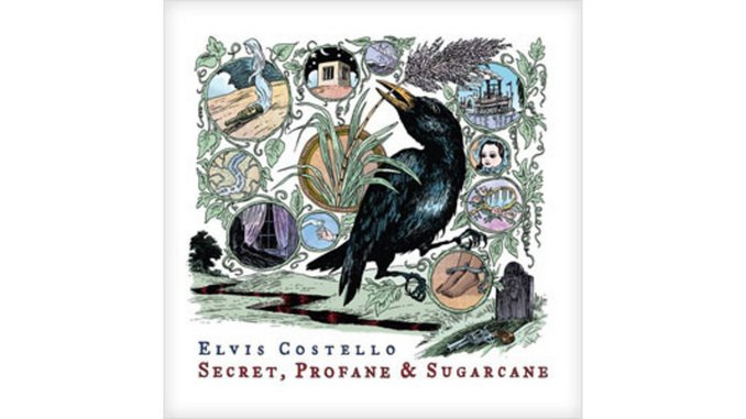 Elvis Costello: <em>Secret, Profane & Sugarcane</em>