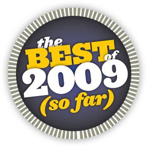 <em>Paste</em>'s Best Music of 2009 (So Far)