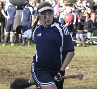 Snitches Get Stitches: Full-Contact College Quidditch Sweeps the Nation