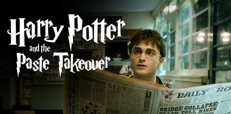 <em>Paste</em> Presents: The Harry Potter Takeover