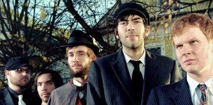Band of the Week: The Builders And The Butchers