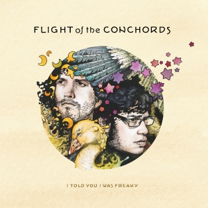 Flight of the Conchords Announce <em>Freaky</em> New Album