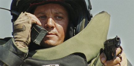 Catching Up With... <em>The Hurt Locker</em>'s Jeremy Renner