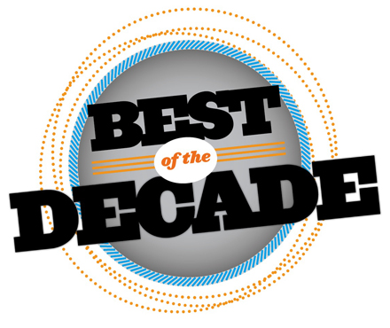 Vote for Your Favorite Books of the Decade