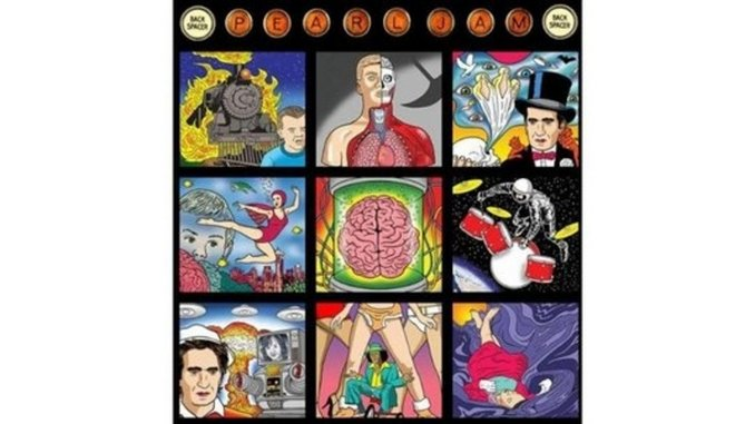 Pearl Jam: <em>Backspacer</em>