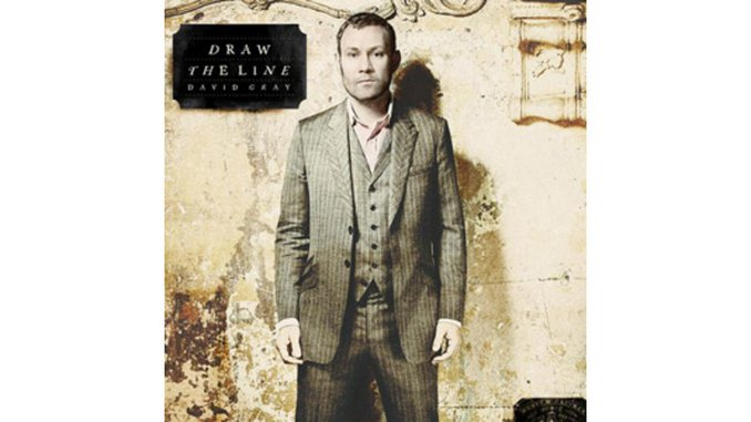 David Gray: <i>Draw the Line</i>