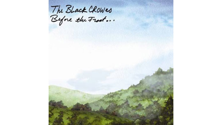 The Black Crowes: <em>Before the Frost...Until the Freeze</em>