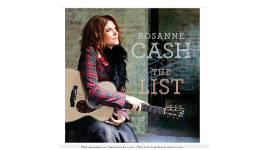 Rosanne Cash: <em>The List</em>