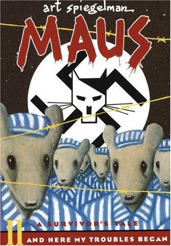 The Booky Man: Maus... or There's No Place Like Home for the Holocaust