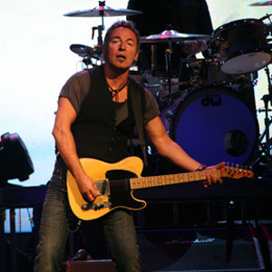 Bruce Springsteen Gearing Up for 2012 World Tour