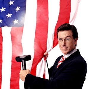 Stephen Colbert was in <em>The Hobbit</em>: <em>The Desolation of Smaug</em>, and You Missed It