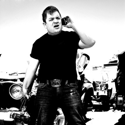 Anger Management: Growing Up With Patton Oswalt