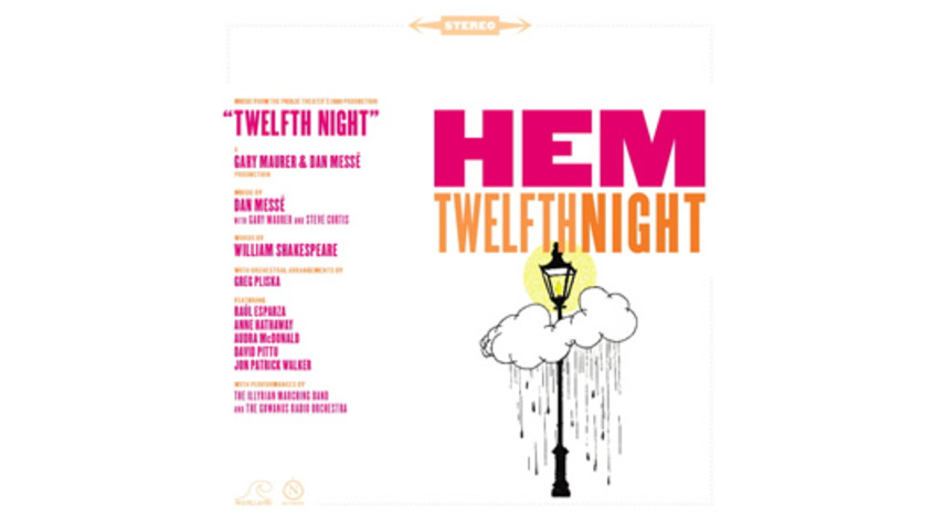 Hem: &lt;em&gt;Twelfth Night&lt;/em&gt;