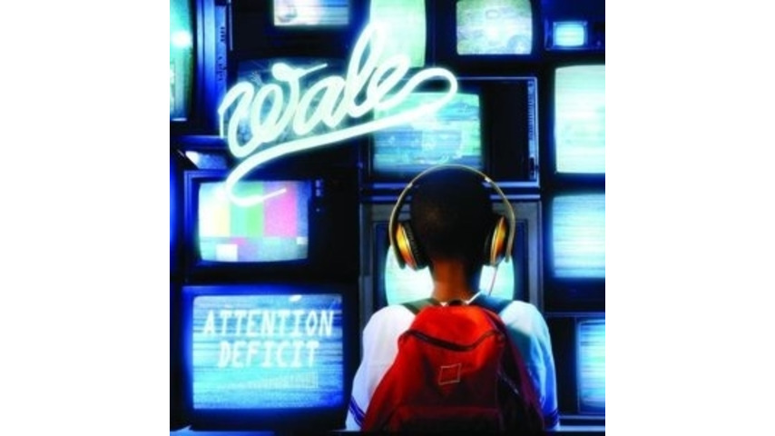 Wale: <em>Attention Deficit</em>