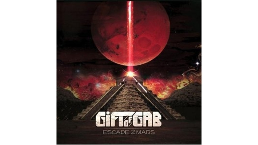 Gift of Gab: <em>Escape 2 Mars</em>