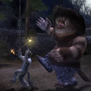 <em>Where The Wild Things Are</em> (PlayStation 3)