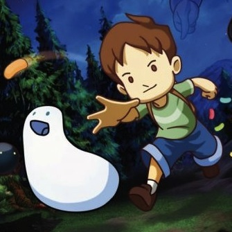 <em>A Boy and His Blob</em> (Nintendo Wii)