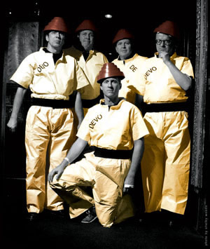 Watch the Trailer for Devo's New Documentary, <i>Are We Not Men?</i>