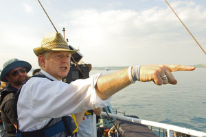 Nautical Rock: <em>Pirate Radio</em> Takes Pop to the High Seas