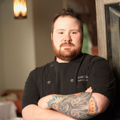 Catching Up With... <em>Top Chef</em>'s Kevin Gillespie