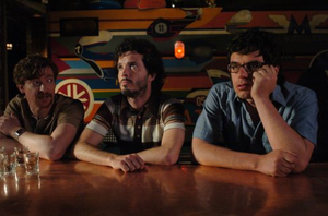 Is <em>Flight of the Conchords</em> Finished? Yes, Affirmative.