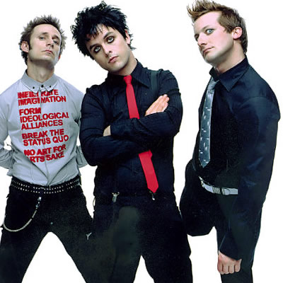 "Green Day Has ""A Ton of New Songs"""