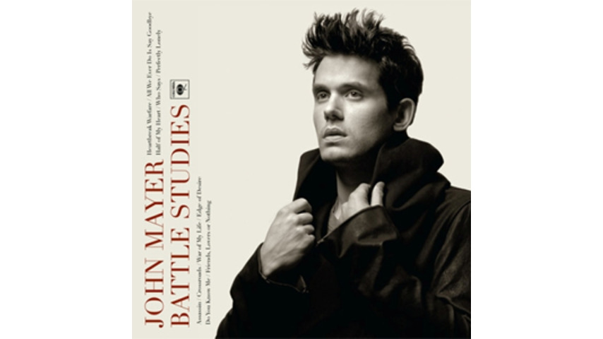 John Mayer: <em>Battle Studies</em>