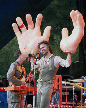 Flaming Lips Reveal <em>Dark Side of the Moon</em> Release Details