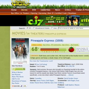 Rotten Tomatoes to Expand 'Fresh' Rating System to Include TV Shows