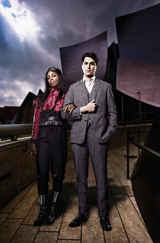 The Artful Dodgers: Santigold & Vampire Weekend