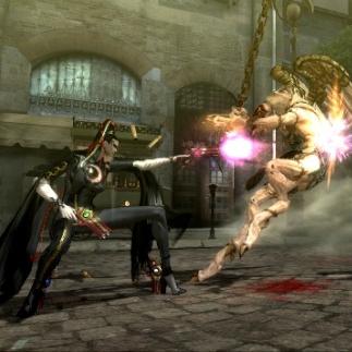 <em>Bayonetta</em> Review (Xbox 360)