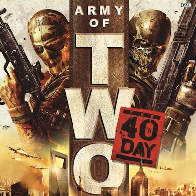 <em>Army of Two: The 40th Day</em> Review (Xbox 360)