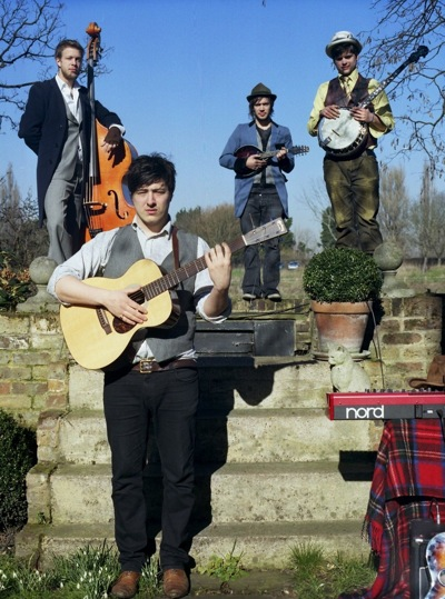 Listen Up: Mumford & Sons, What Creeps!