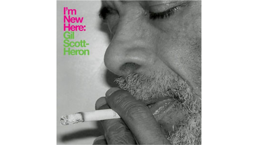 Gil Scott-Heron: <em>I'm New Here</em>