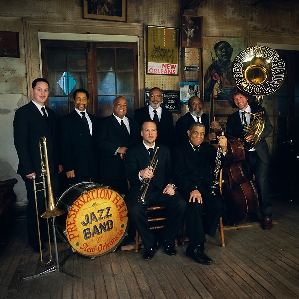 Hall of Champions: All-Star Musicians Team With Preservation Hall Jazz Band
