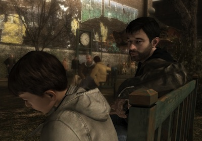 <em>Heavy Rain</em> Review (PS3)