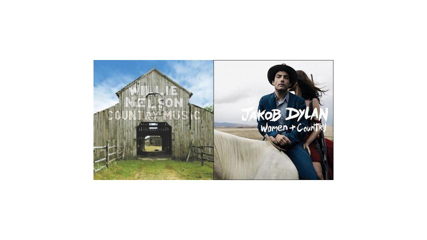 Willie Nelson: <em>Country Music</em>/Jakob Dylan: <em>Women and Country</em>