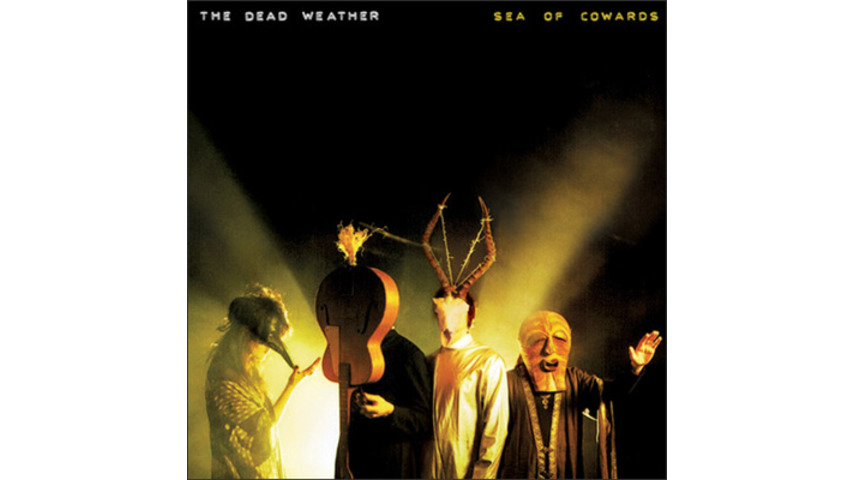 The Dead Weather: <em>Sea of Cowards</em>