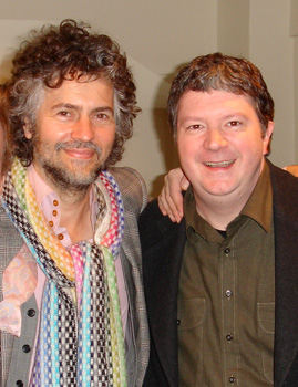 Industry Chat:  Flaming Lips Manager Scott Booker