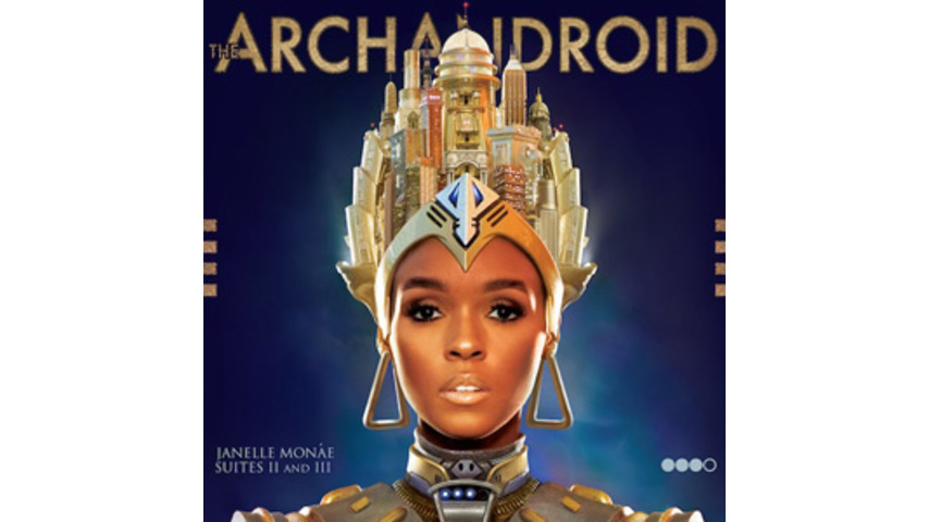Janelle Monáe: <em>The ArchAndroid</em>