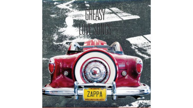 Frank Zappa: <i>Greasy Love Songs</i>