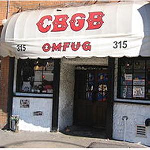 CBGB Film in the Works