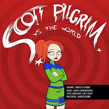Neko Case, M.I.A., Kanye West and More get <i>Scott Pilgrim</i>-ized